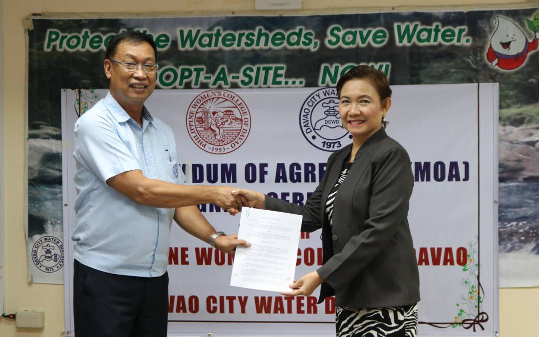 PWC partners with DCWD for Malagos Watershed