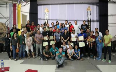 TED Faculty take part in First Aid Seminar and Workshop