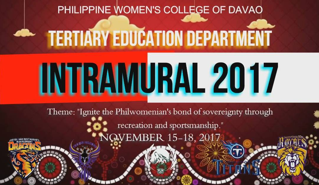 TED concludes Intramural 2017