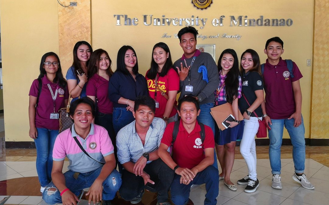 PWC Student Leaders join Seminar on Depression