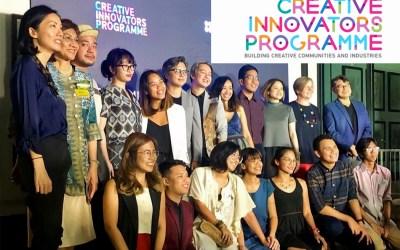 Creative Innovators Programme