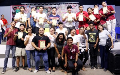 PWC BSHM places 3rd in Binulig Festival competition