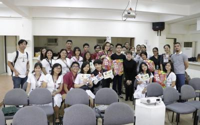 Metrobank Foundation conducts MADE information campaign