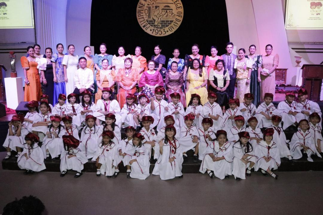 Preschool unit holds Moving Up Ceremony