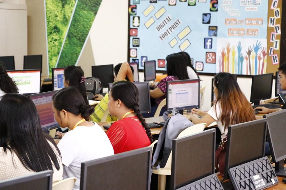 PWC hosts TechFactors' Teacher Training Program