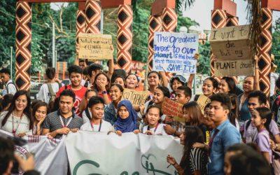 SHS unit joins Global Climate Strike