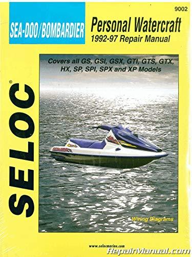2003 2005 2006 OEM PWC Personal Water Craft Cover 280000371 2004 Seadoo Sea Doo GTX 4-TEC Classic 2002