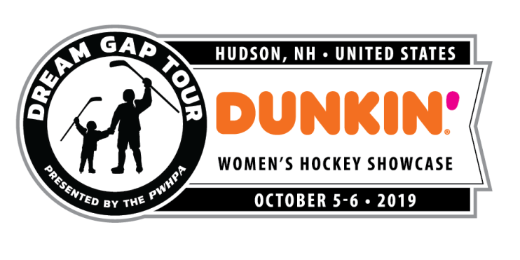 PWHPA Dunkin' Women's Hockey Showcase