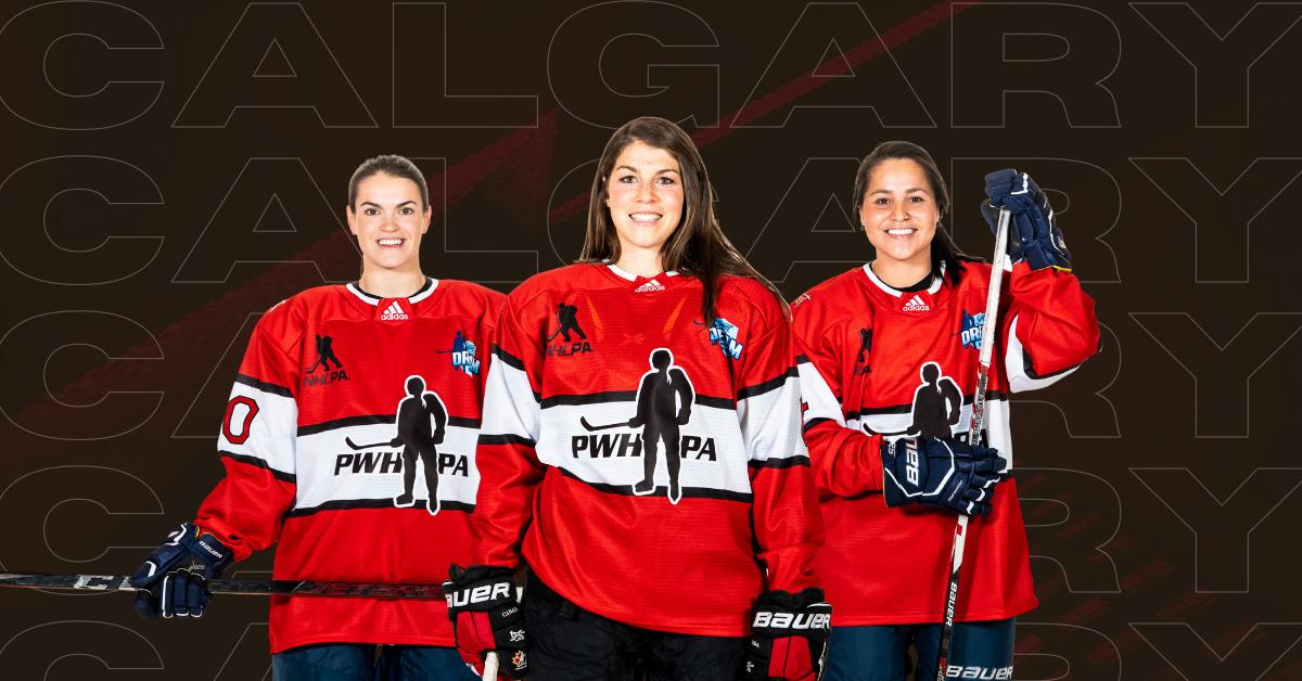 PWHPA Calgary | Team Scotiabank