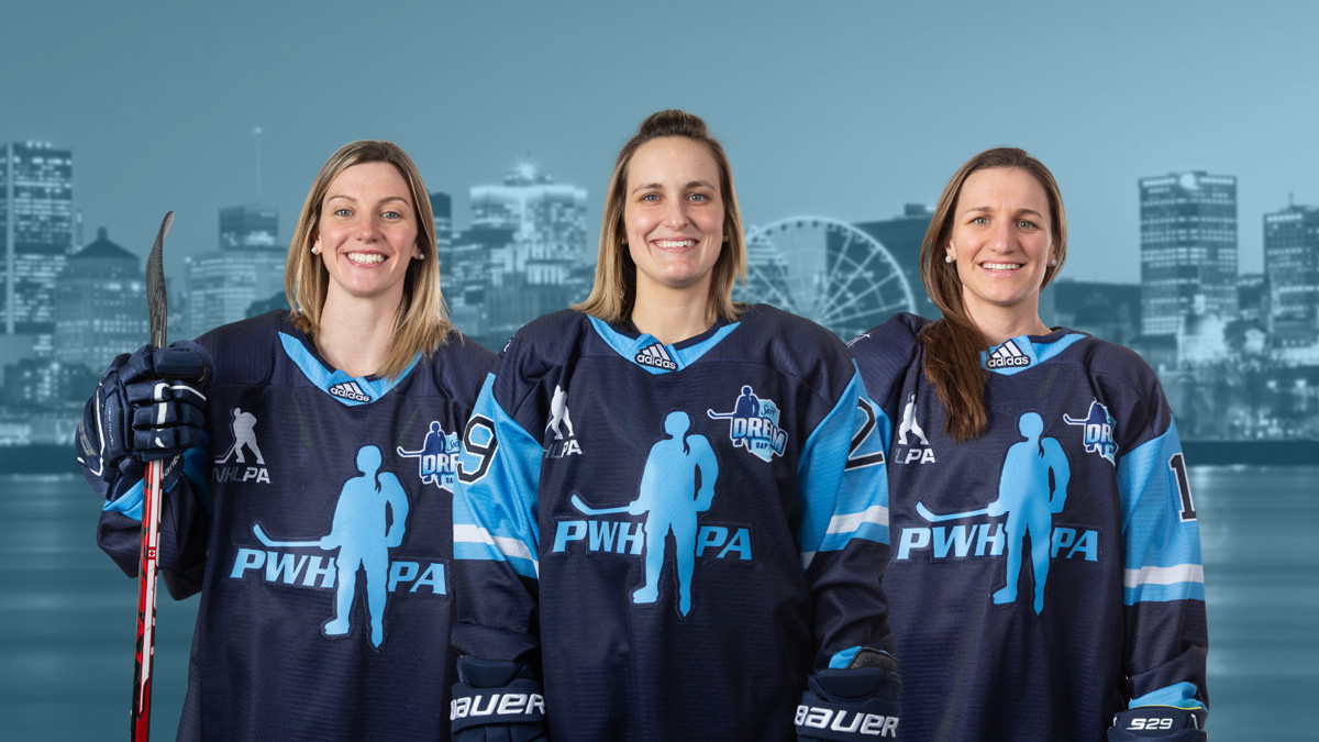 PWHPA Montreal | Team Bauer
