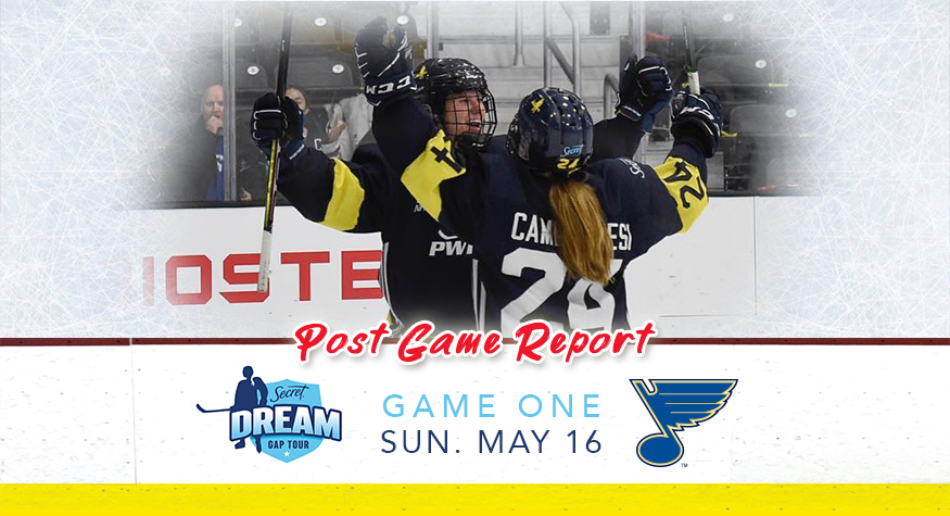 """Featured image for """"St. Louis: Game 1 Report 