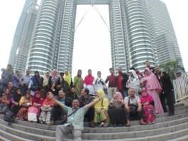 Subhanallah, 3 Pegawai Hotel Thailand Masuk Islam usai Lihat Peserta Rihlah Dakwah Sholat Dekat Lift