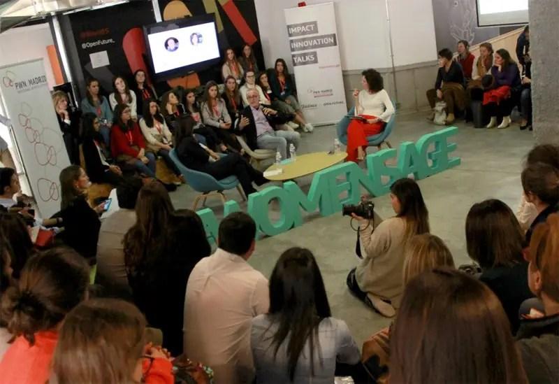 El emprendimiento femenino en el IV Encuentro «Impact Innovation Talks»