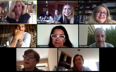 Cata de vinos y Networking online