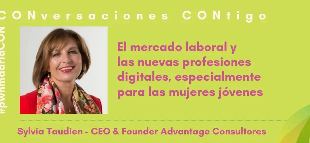 PWN Madrid CON|El mercado laboral y las nuevas profesiones digitales, especialmente para las mujeres jóvenes