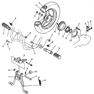 Yamaha 50cc Engine Diagram  Best Place to Find Wiring and