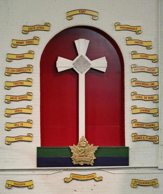 The Vimy Cross