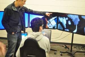 GT AE simulator