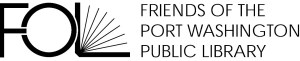 Friends of the Port Washington Public Library logo