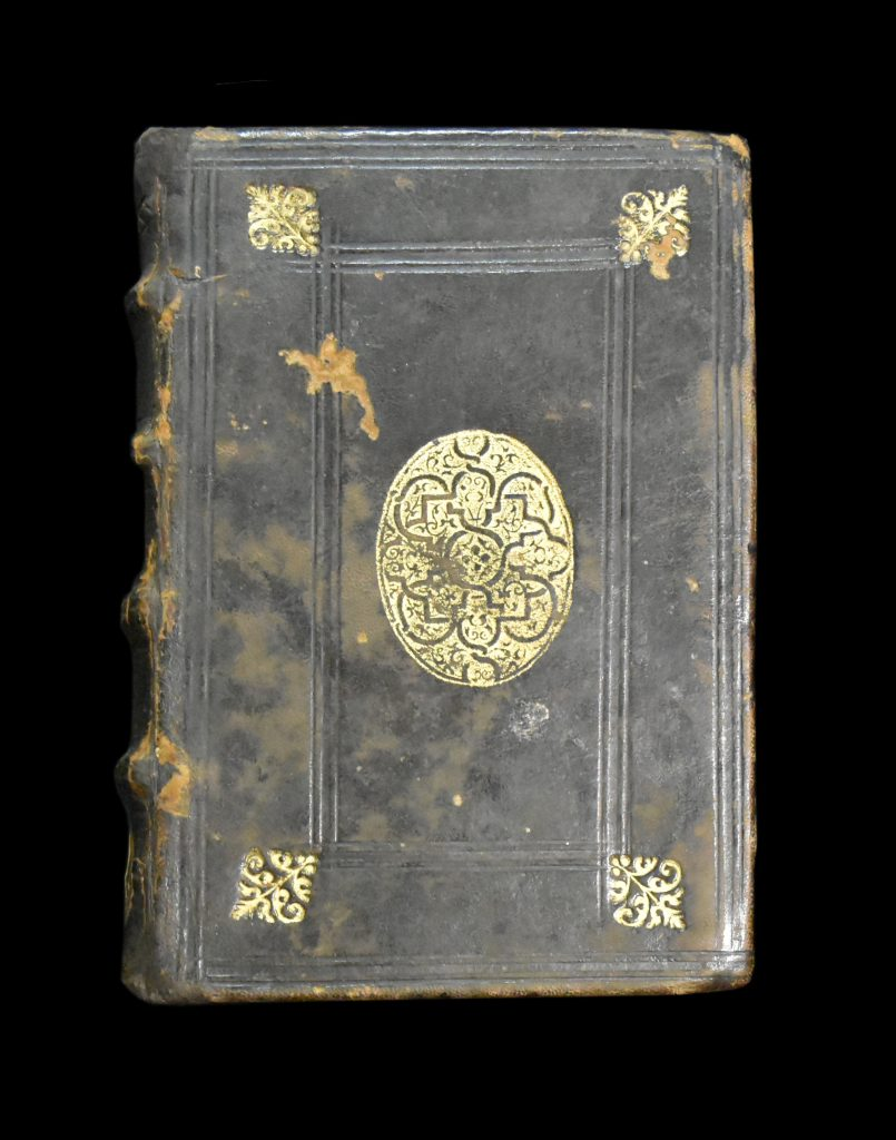 French Breviary binding