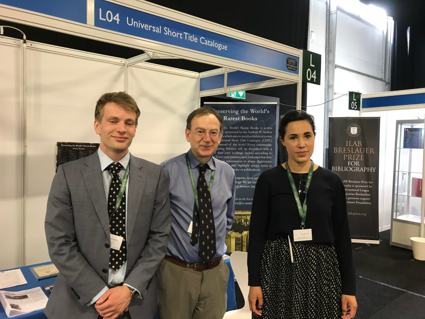 USTC at the ABA 2018