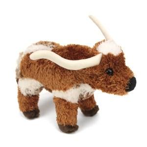 Longhorn Steer stuffie
