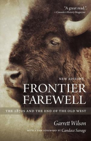 Frontier Farewell Garrett Wilson front cover