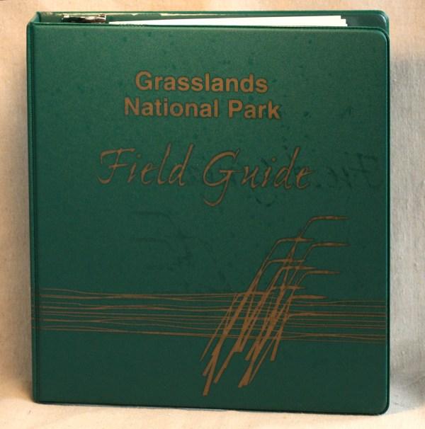 Grasslands National Park Field Guide - Cover