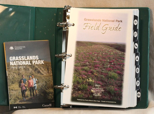 Grasslands National Park Field Guide - Inside Front Cover