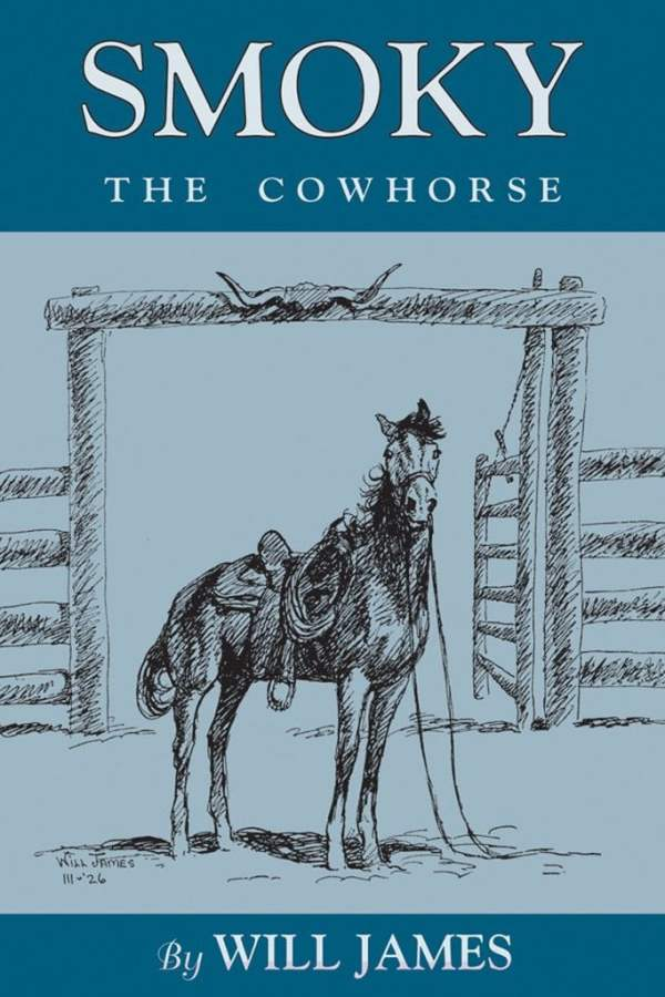 Smoky the Cowhorse- front cover