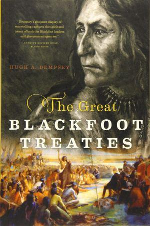 The Great Blackfoot Treaties- front cover