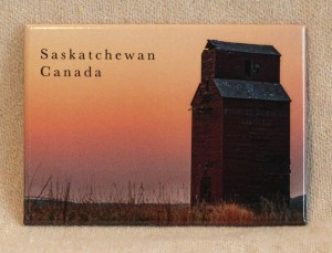 Robert Postma Magnet Grain Elevator of Saskatchewan