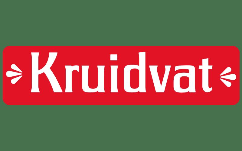 LOGO van de winkelketen KRUIDVAT.