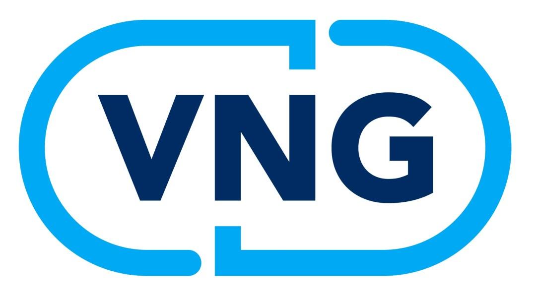 Afbeelding van het logo van de Vereniging Nederlandse Gemeenten IVNG).