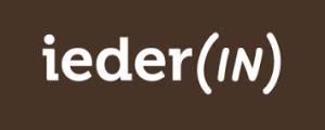 """Afbeelding van het logo van de vereniging """"Ieder(in)""""."""