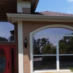 Tinted glass on house in Oviedo Florida