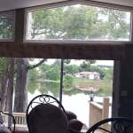 Ceramic window film installed on Orlando home