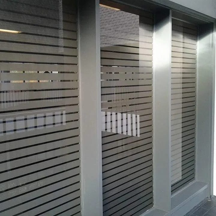 Decorative window film Orlando