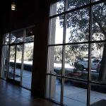 Commercial windows with Llumar window film