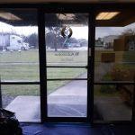 Installing Llumar dr 05 window film