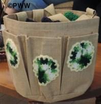 Christel's Tool Bucket bag