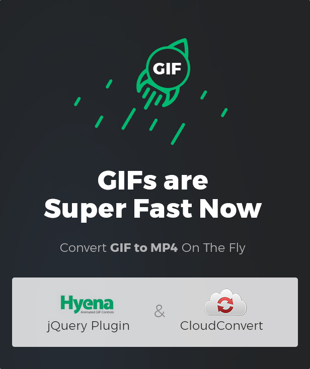 GIFS to MP4