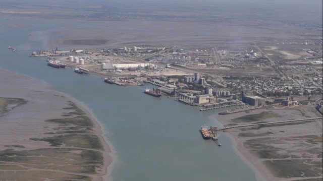 Hace 30 años Bahía Blanca nacía como el puerto de aguas profundas del país