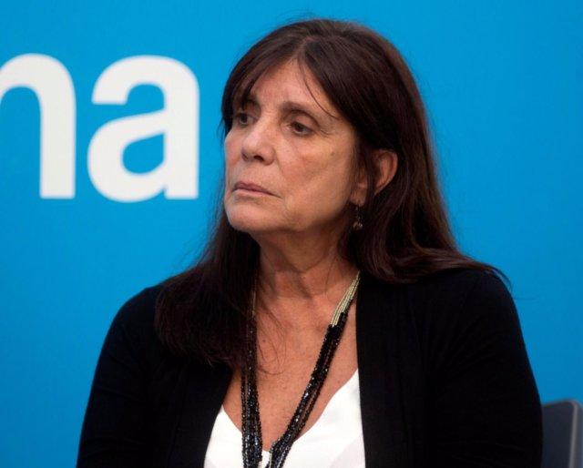 """Teresa García: """"La relación entre el gobernador y el Presidente es ..."""