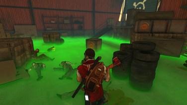 Escape Dead Island Image du jeu sur Xbox 360