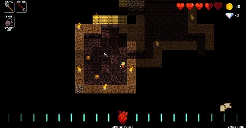 Crypt of the NecroDancer early access 0.37 alpha 003