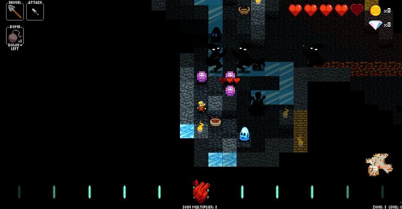 Crypt of the NecroDancer early access 0.37 alpha 005