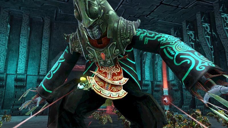 Xanto Hyrule Warriors