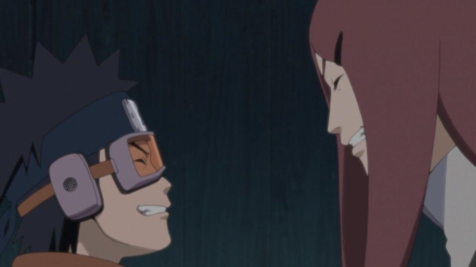 Obito et Kushina