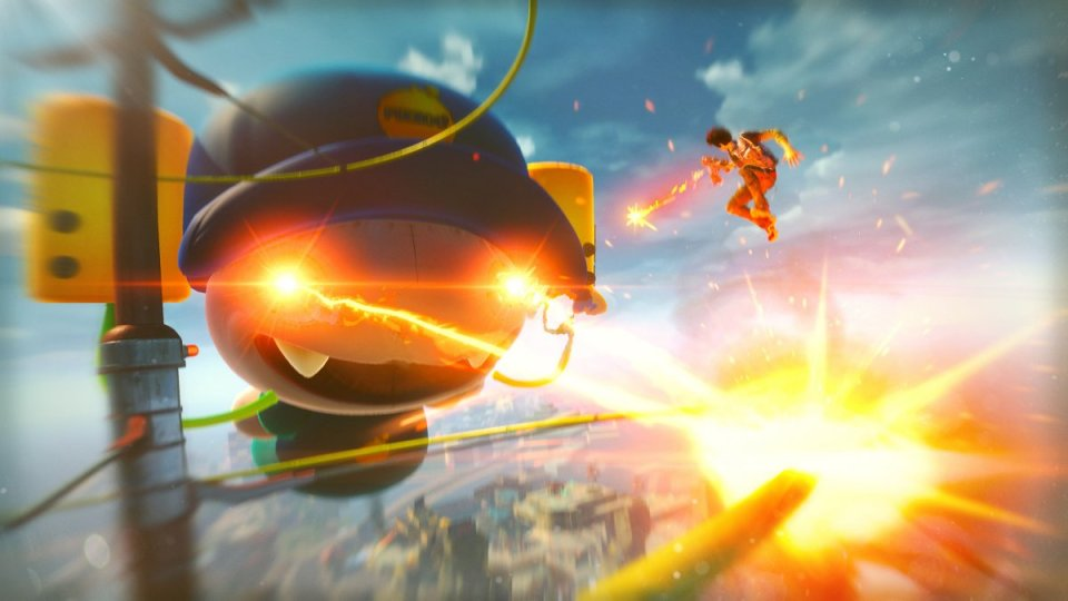 Sunset OVerdrive Fizzie
